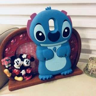 Samsung J7plus Silicone case stitch