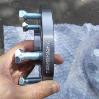 spacer 15mm tebal pcd 114 5 lubang