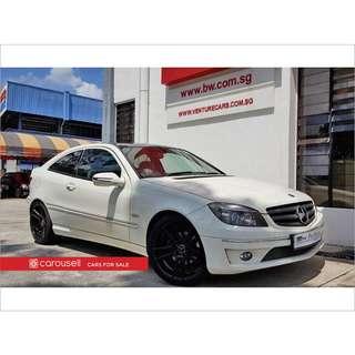 Mercedes-Benz CLC-Class CLC180K Sports