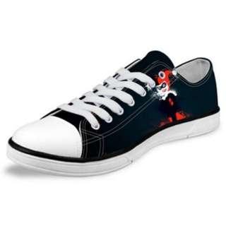 Lightweight Joker Character Canvas Shoes