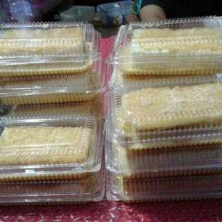 Leche Flan, Ube, Ube Halaya, Banana Cake, Yema Cake