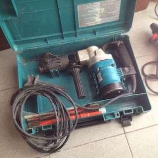 Mikita HM 0810 ram hammer (electric)