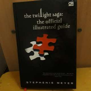 The Twilight Saga: Official Illustrated Guide