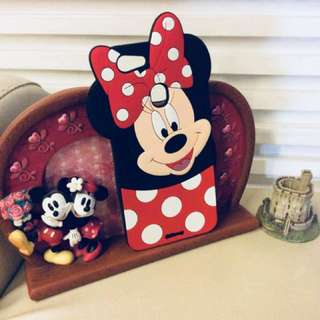 Oppo F5 Silicone case minnie