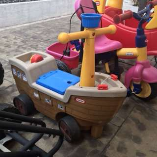 Pirate Little Tikes