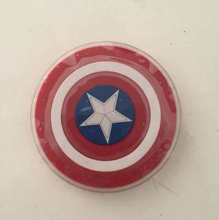 Captain America Wireless Charger
