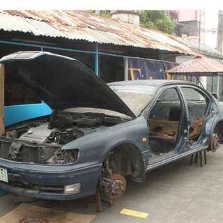 Nissan Cefiro Parts Out