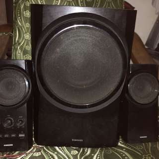 Samsung hw-h20 speakers