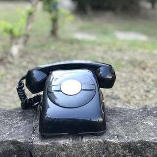 🚚 「早期 電木電話分機功能正常」 早期 古董 復古 懷舊 稀少 有緣 大同寶寶 黑松 沙士 鐵件 40年 50年