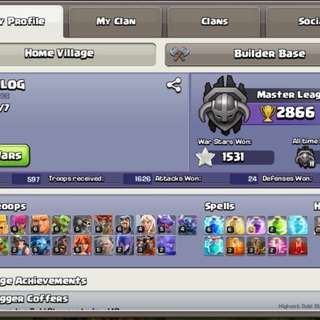 Coc Account TH10