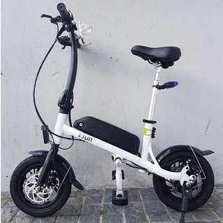 ZSUN Convertible E-scooter - E-bike - bicycle
