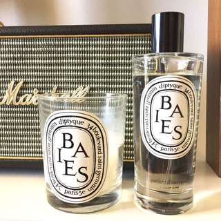 *Diptyque* - Baies home spray