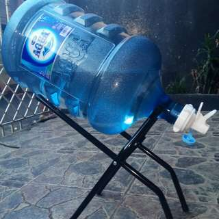 Dispenser manual +rak kaki+kran air