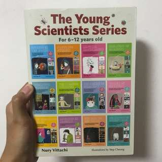 The Young Scientists Series (12 volumes) (NEGO!)