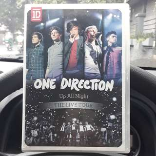 [ORI] One Direction: Up All Night The Live Tour