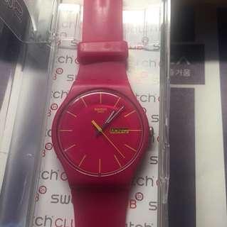 Swatch電子