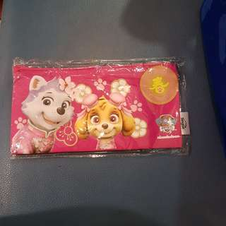 CNY Paw Patrol Pouch and AngBao