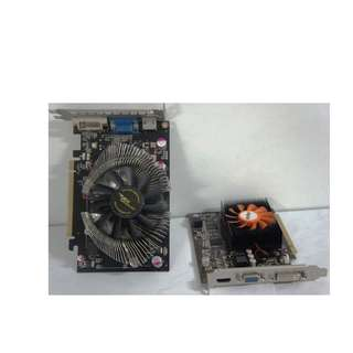 For Sale Slightly Used Graphics Card     512 /128bit 9500Gt