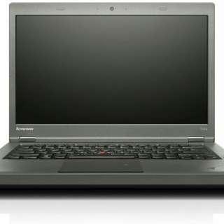JUAL BUTUH laptop Lenovo T440P spek dewa harga kaki lima