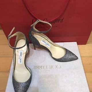 Jimmy choo high heel 高爭鞋
