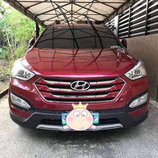 Hyundai Sta Fe