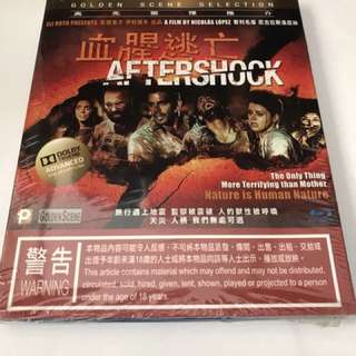 Aftershock (Bluray)