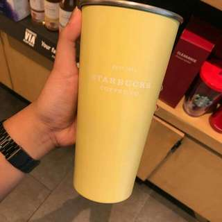 Starbucks Pasterl Tumbler  Limited Edition