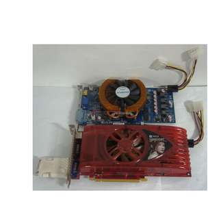 For Sale Slightly Used  Gaming Graphics Card     512 /256bit  9600Gt