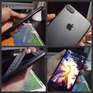 Iphone 7Plus  Matte Black
