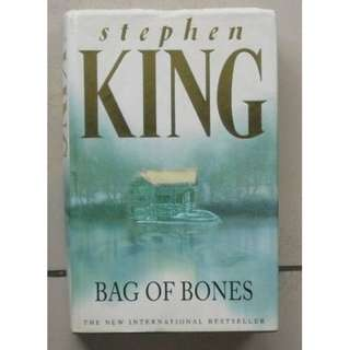 "Stephen King ""Bag of Bones"""