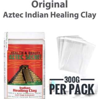 Aztec clay mask 300g bn