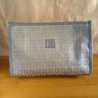 FENDI vintage make up pouch
