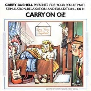 VARIOUS ARTISTS 'Carry On Oi!!' Gatefold LP