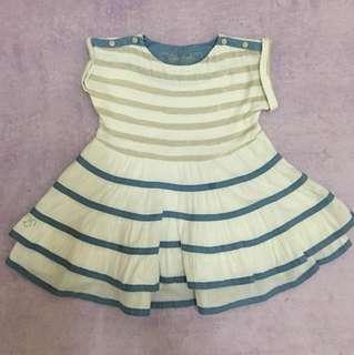 Chateau De Sable Baby Dress