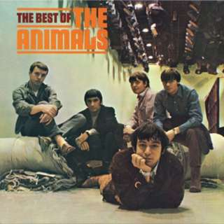 THE ANIMALS 'The Best Of The Animals' 180G Clear LP