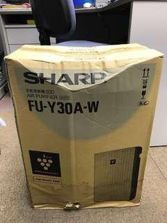 空氣清新機 Sharp FU-Y30A-W