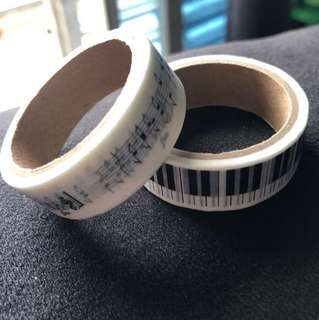 Preloved Washi Tape