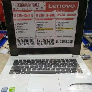 Lenovo Ideapad 320, core i3, i3 VGA, i5