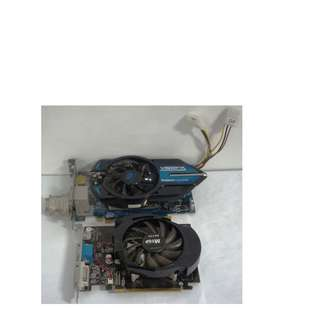 For Sale For Gaming Graphics Card  Slightly Used   1Gb /128bit Gtx450 DDr5
