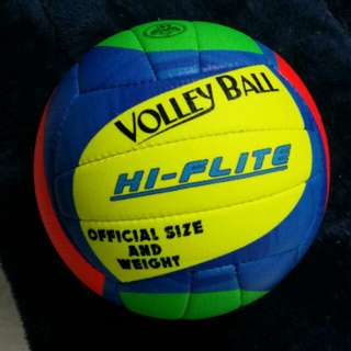 New Volleyball! 全新排球!