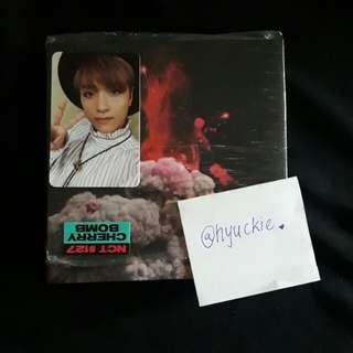 NCT127 Cherry Bomb Album