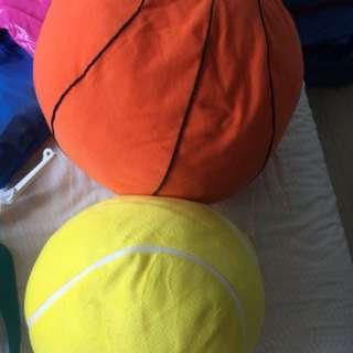 soft pillow ball