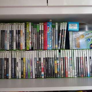 Xbox 360 games multiple titles