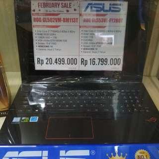 Asus ROG GL553VE