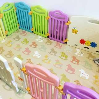 Baby Play Fence Playpen