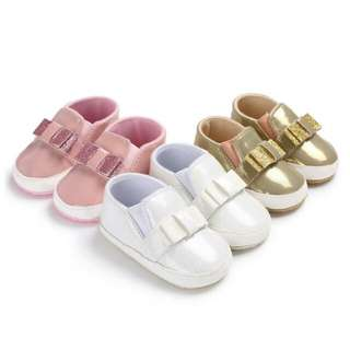 Baby Boy Girl First Walker Non-slip Soft Sole Shoes