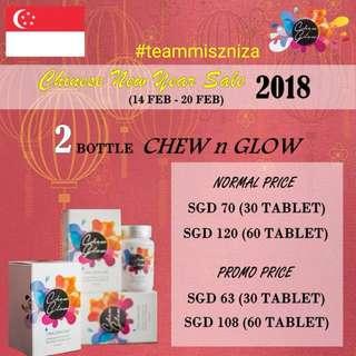 Chew & Glow (CNY Promo)