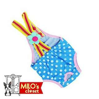 Pet Underwear with Suspender