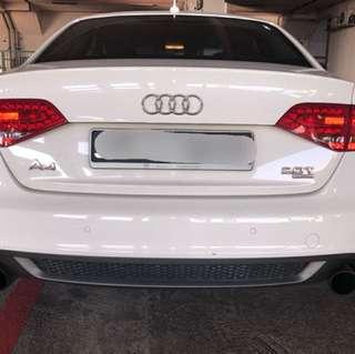 Audi A4 2.0T Auto FSI
