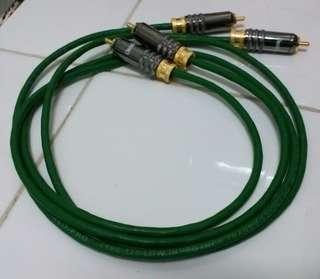 XLO pro type12 1米自作訊號線